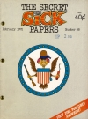 Sick #88 • USA Original price: 40¢ Publication Date: 1st February 1972