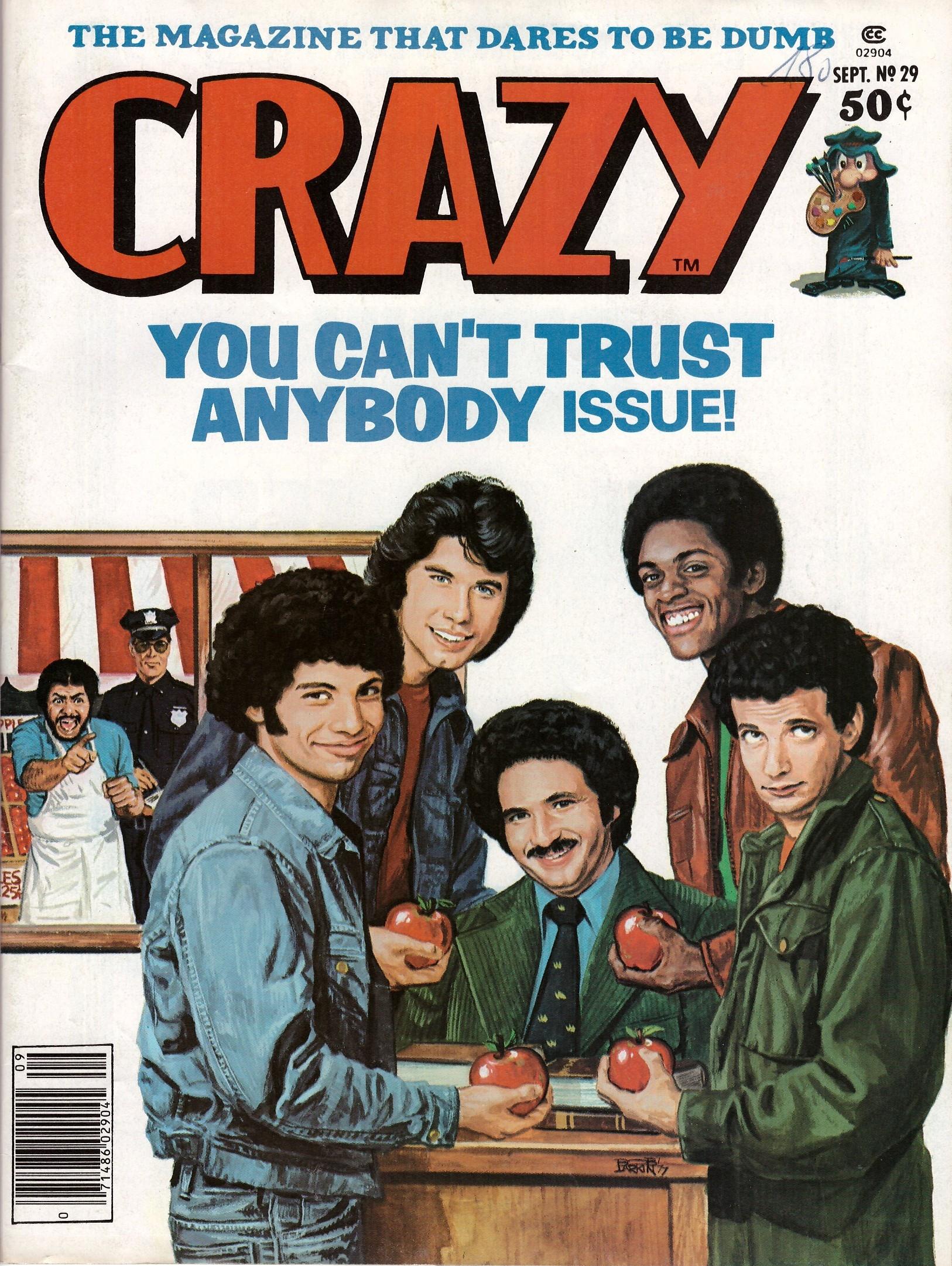 Crazy #29 • USA