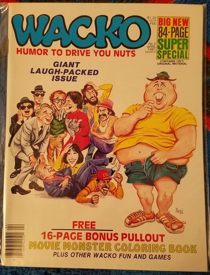 Wacko #2 • USA