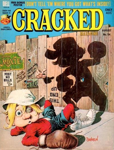 Cracked #94 • USA