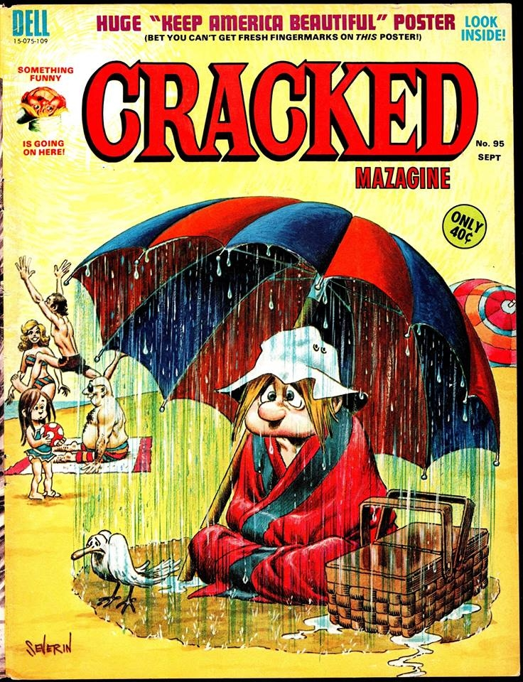 Cracked #95 • USA