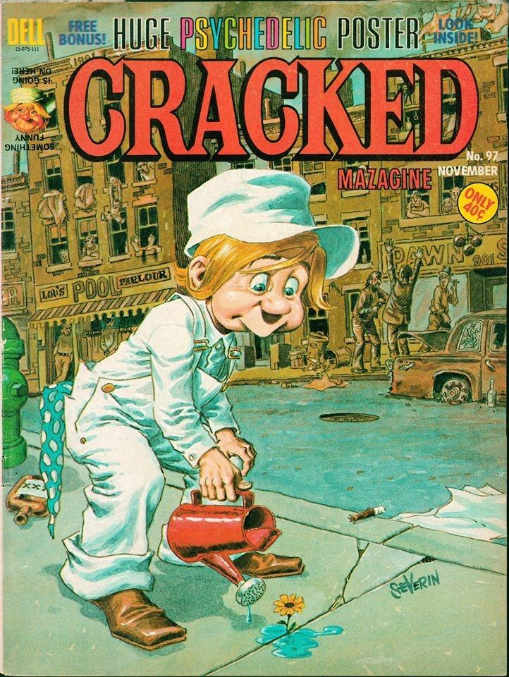 Cracked #97 • USA