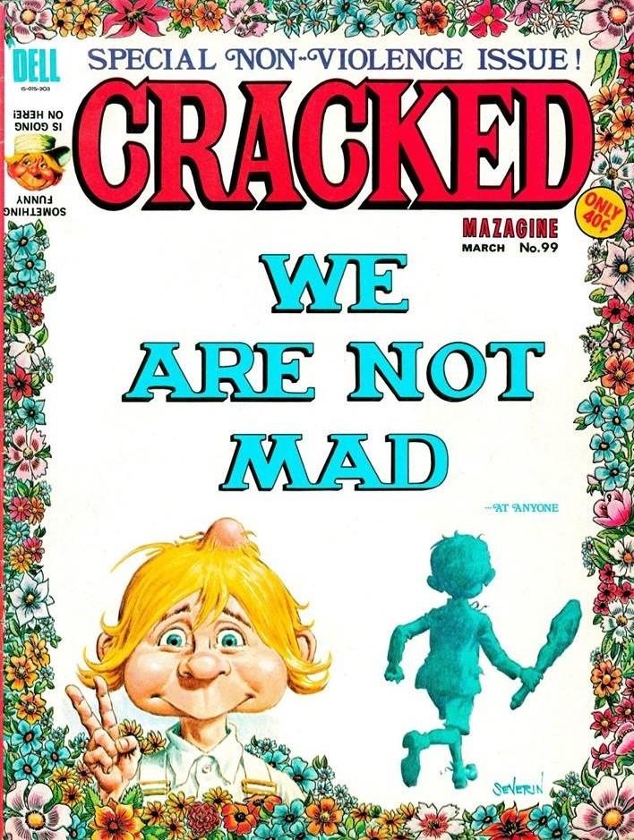 Cracked #99 • USA