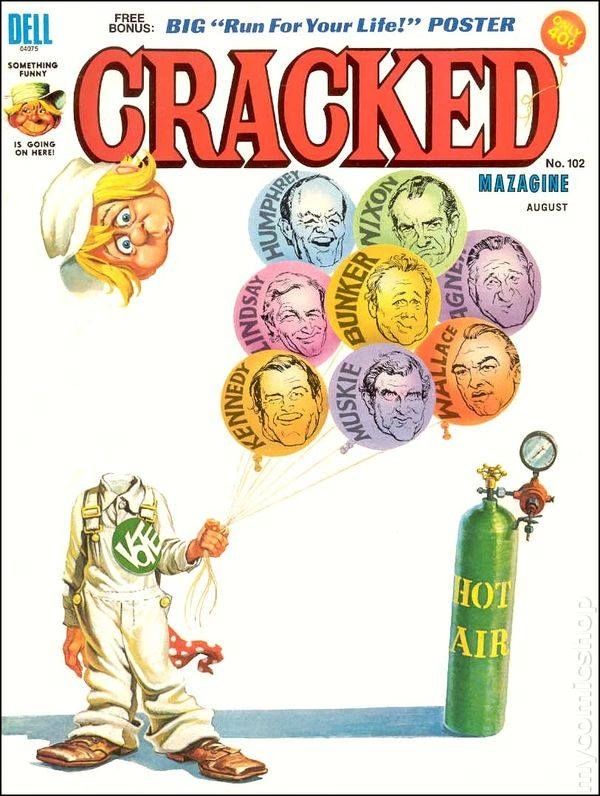 Cracked #102 • USA