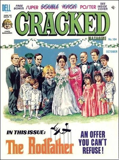 Cracked #104 • USA