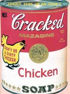 Go to Cracked #108 • USA