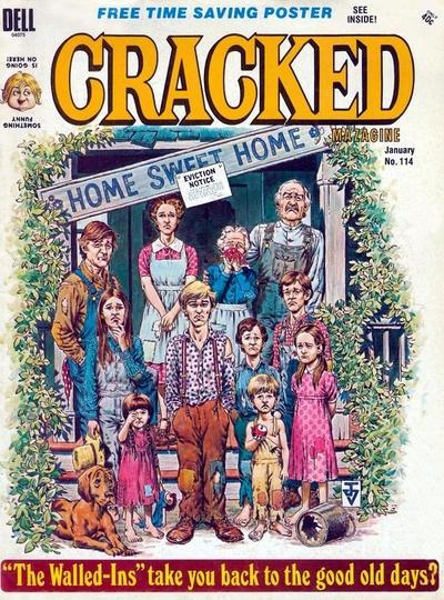 Cracked #114 • USA