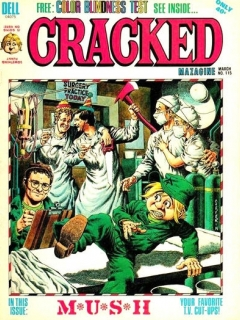 Go to Cracked #115 • USA