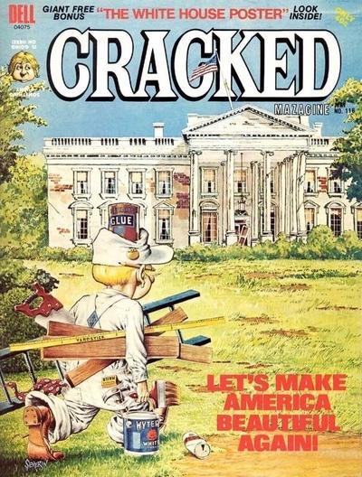 Cracked #116 • USA