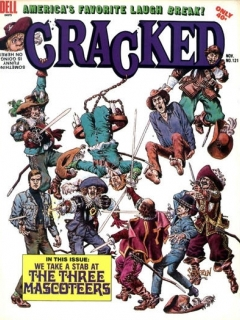 Go to Cracked #121 • USA