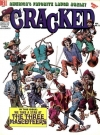 Cracked #121 • USA Original price: 40c Publication Date: 1st November 1974