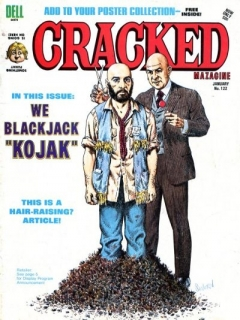 Cracked #122 • USA