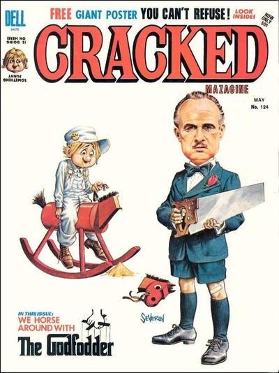 Cracked #124 • USA