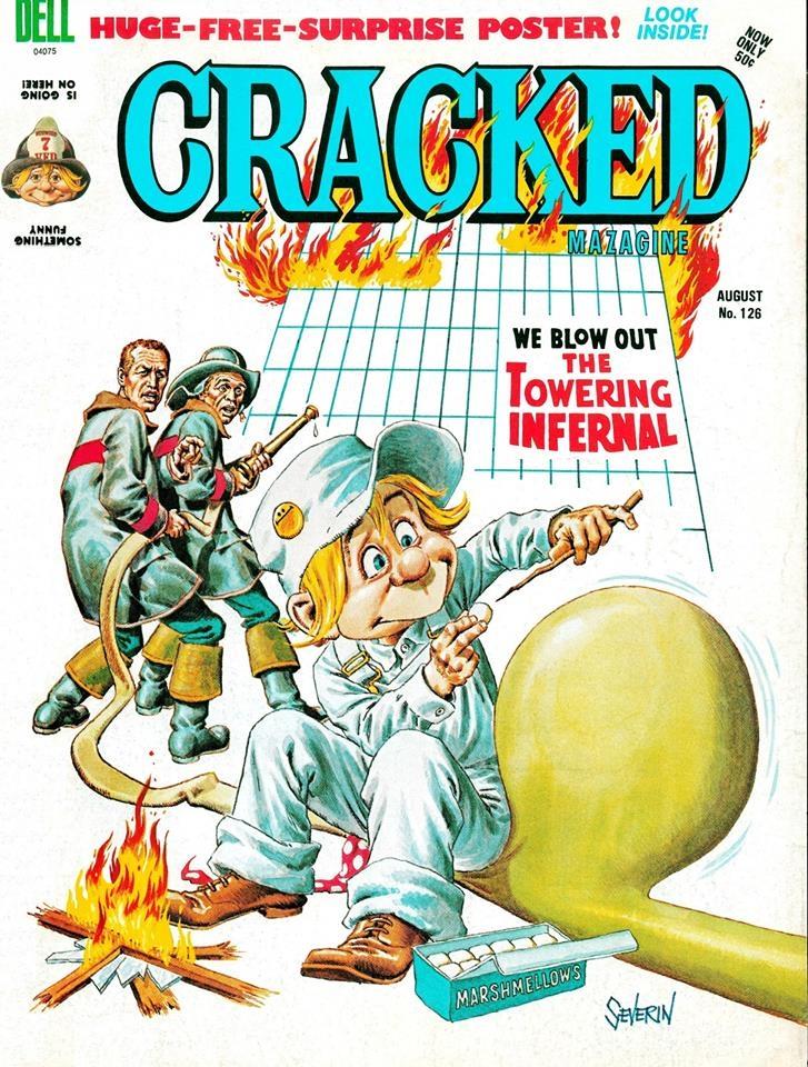 Cracked #126 • USA