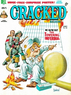 Go to Cracked #126 • USA