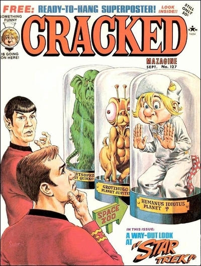 Cracked #127 • USA