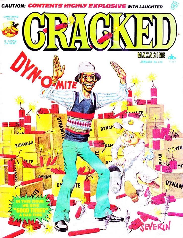 Cracked #130 • USA