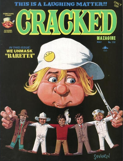 Cracked #132 • USA