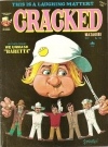 Image of Cracked Magazine #132 - Pink Logo Cover