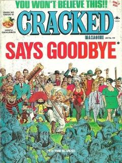Go to Cracked #133 • USA