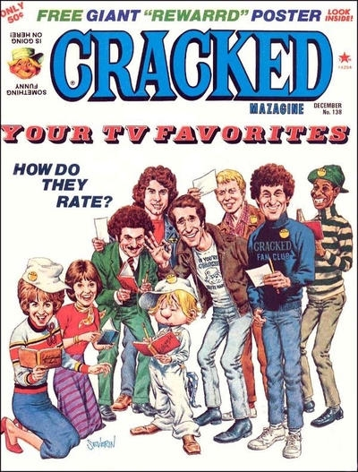 Cracked #138 • USA