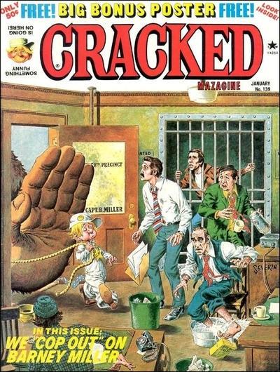 Cracked #139 • USA