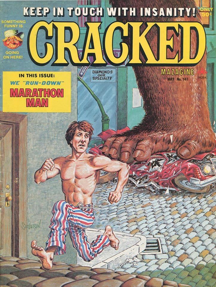 Cracked #141 • USA