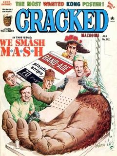 Go to Cracked #142 • USA