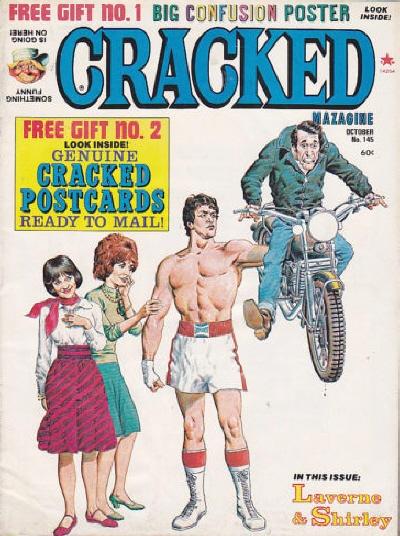 Cracked #145 • USA