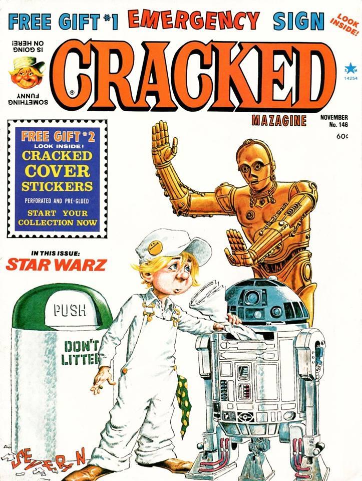 Cracked #146 • USA