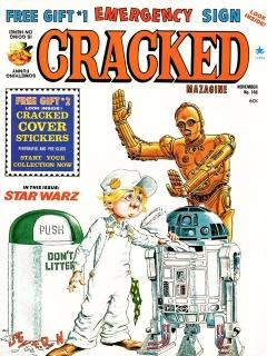 Go to Cracked #146 • USA