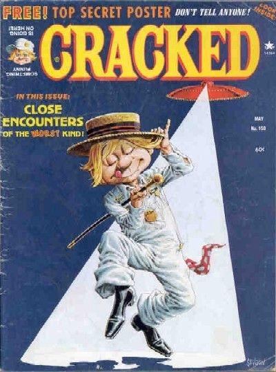 Cracked #150 • USA