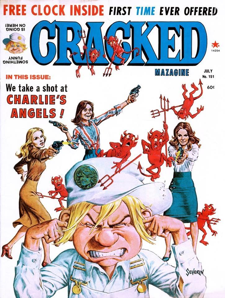 Cracked #151 • USA