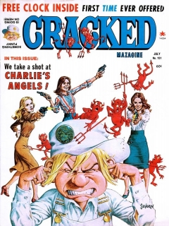 Go to Cracked #151 • USA