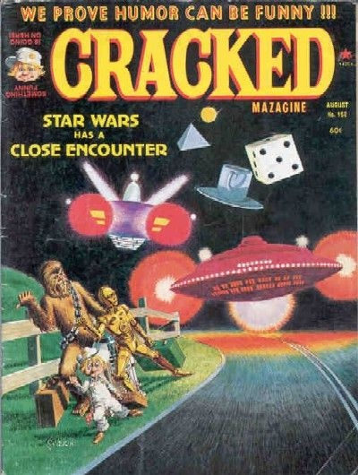 Cracked #152 • USA