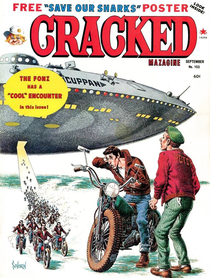 Cracked #153 • USA