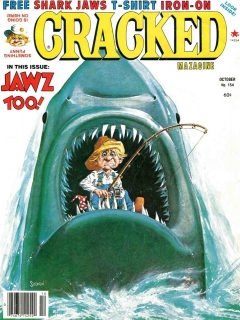 Go to Cracked #154 • USA