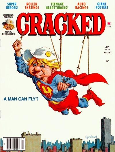 Cracked #160 • USA