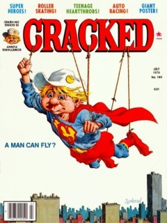 Go to Cracked #160 • USA