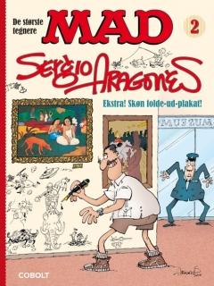 Go to MAD – de største tegnere 2: Sergio Aragonés #2 • Denmark
