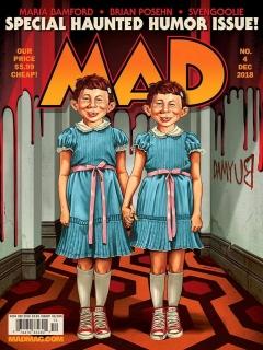 Go to MAD Magazine #4 • USA • 2nd Edition - California