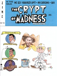 Go to The Crypt of Madness #5 • USA