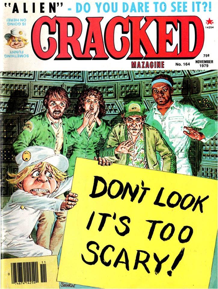 Cracked #164 • USA