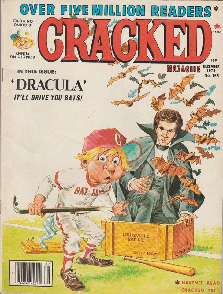 Cracked #165 • USA