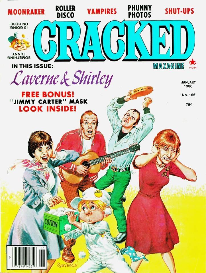 Cracked #166 • USA