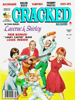 Cracked #166 • USA