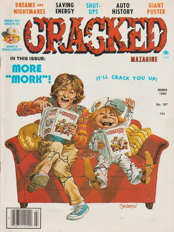 Cracked #167 • USA