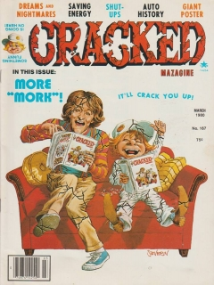 Go to Cracked #167 • USA