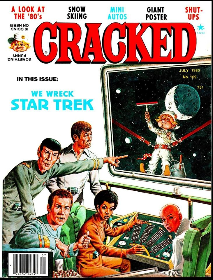 Cracked #169 • USA