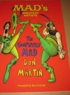 Thumbnail of MAD's Greatest Artists Don Martin Advance Uncorrected Proof Edition